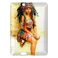 Indian 15 Kindle Fire Hdx Hardshell Case by indianwarrior