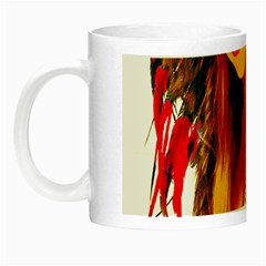 Indian 26 Night Luminous Mugs by indianwarrior