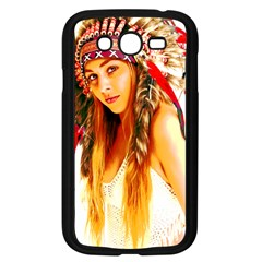 Indian 26 Samsung Galaxy Grand Duos I9082 Case (black) by indianwarrior