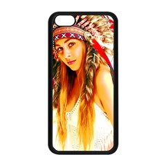 Indian 26 Apple Iphone 5c Seamless Case (black) by indianwarrior