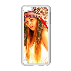 Indian 25 Apple iPod Touch 5 Case (White) by indianwarrior