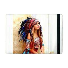 Indian 21 Apple Ipad Mini Flip Case by indianwarrior