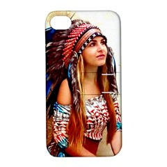Indian 21 Apple Iphone 4/4s Hardshell Case With Stand by indianwarrior