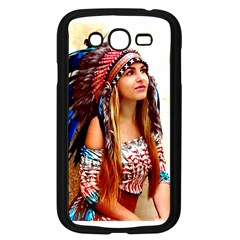Indian 21 Samsung Galaxy Grand Duos I9082 Case (black) by indianwarrior