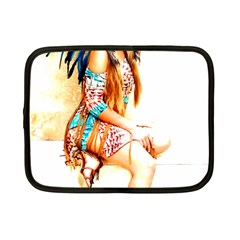 Indian 18 Netbook Case (small)  by indianwarrior