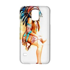 Indian 18 Samsung Galaxy S5 Hardshell Case  by indianwarrior