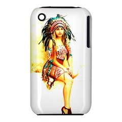 Indian 16 Apple Iphone 3g/3gs Hardshell Case (pc+silicone) by indianwarrior