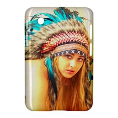 Indian 14 Samsung Galaxy Tab 2 (7 ) P3100 Hardshell Case  by indianwarrior
