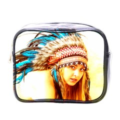 Indian 12 Mini Toiletries Bags by indianwarrior