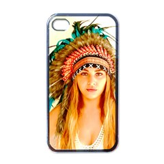 Indian 28 Apple Iphone 4 Case (black) by indianwarrior
