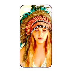 Indian 28 Apple Iphone 4/4s Seamless Case (black) by indianwarrior