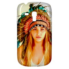 Indian 28 Samsung Galaxy S3 Mini I8190 Hardshell Case by indianwarrior