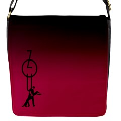 Zouk Flap Messenger Bag (s)