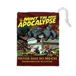 Sac Mint tin mini apocalypse - Drawstring Pouch (Large)