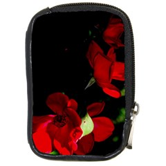Roses 1 Compact Camera Cases by timelessartoncanvas