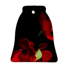 Roses 1 Ornament (bell)  by timelessartoncanvas
