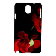 Roses 1 Samsung Galaxy Note 3 N9005 Hardshell Case by timelessartoncanvas