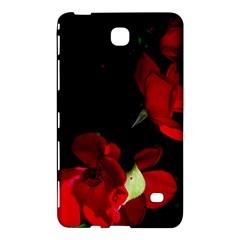 Roses 1 Samsung Galaxy Tab 4 (7 ) Hardshell Case  by timelessartoncanvas