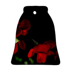 Roses 2 Ornament (bell)  by timelessartoncanvas