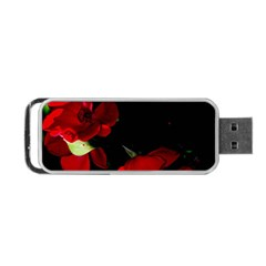 Roses 2 Portable Usb Flash (one Side) by timelessartoncanvas