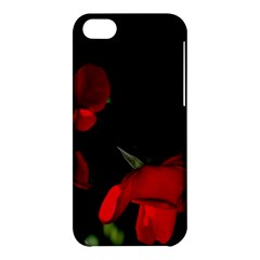 Roses 2 Apple Iphone 5c Hardshell Case by timelessartoncanvas