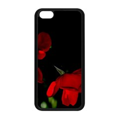Roses 2 Apple Iphone 5c Seamless Case (black) by timelessartoncanvas