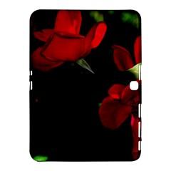 Roses 3 Samsung Galaxy Tab 4 (10 1 ) Hardshell Case  by timelessartoncanvas