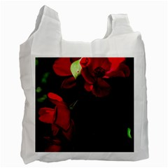 Roses 4 Recycle Bag (one Side) by timelessartoncanvas