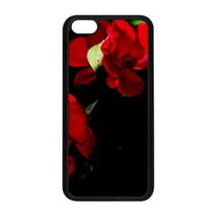 Roses 4 Apple Iphone 5c Seamless Case (black) by timelessartoncanvas