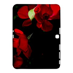 Roses 4 Samsung Galaxy Tab 4 (10 1 ) Hardshell Case  by timelessartoncanvas