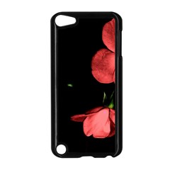 Mauve Roses 1 Apple Ipod Touch 5 Case (black) by timelessartoncanvas