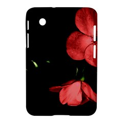 Mauve Roses 1 Samsung Galaxy Tab 2 (7 ) P3100 Hardshell Case  by timelessartoncanvas