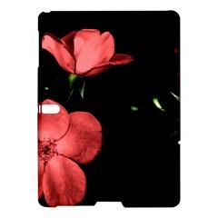 Mauve Roses 2 Samsung Galaxy Tab S (10 5 ) Hardshell Case  by timelessartoncanvas