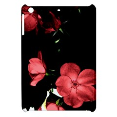 Mauve Roses 3 Apple Ipad Mini Hardshell Case by timelessartoncanvas