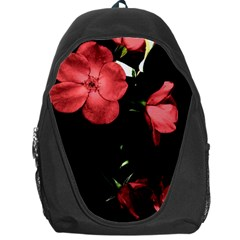 Mauve Roses 4 Backpack Bag by timelessartoncanvas