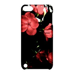 Mauve Roses 4 Apple Ipod Touch 5 Hardshell Case With Stand by timelessartoncanvas