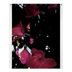 Mauve Pink Roses Shower Curtain 60  X 72  (medium)  by timelessartoncanvas