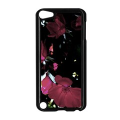 Mauve Pink Roses Apple Ipod Touch 5 Case (black) by timelessartoncanvas