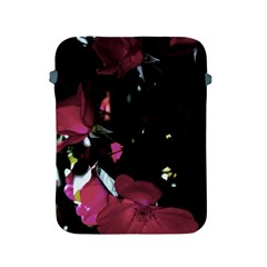 Mauve Pink Roses Apple Ipad 2/3/4 Protective Soft Cases by timelessartoncanvas
