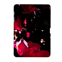 Pink Roses Samsung Galaxy Tab 2 (10 1 ) P5100 Hardshell Case  by timelessartoncanvas