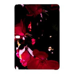 Pink Roses Samsung Galaxy Tab Pro 10.1 Hardshell Case by timelessartoncanvas