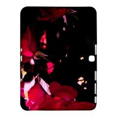 Pink Roses Samsung Galaxy Tab 4 (10 1 ) Hardshell Case  by timelessartoncanvas