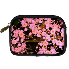 Little Mauve Flowers Digital Camera Cases by timelessartoncanvas