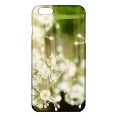 Little White Flowers Iphone 6 Plus/6s Plus Tpu Case by timelessartoncanvas