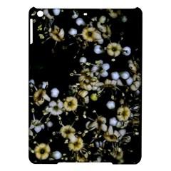 Little White Flowers 2 Ipad Air Hardshell Cases by timelessartoncanvas