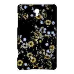 Little White Flowers 2 Samsung Galaxy Tab S (8 4 ) Hardshell Case  by timelessartoncanvas