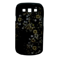 Little White Flowers 3 Samsung Galaxy S Iii Classic Hardshell Case (pc+silicone) by timelessartoncanvas