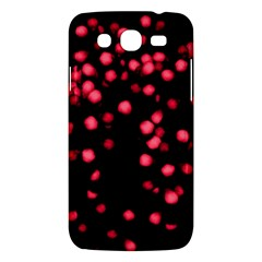 Little Pink Dots Samsung Galaxy Mega 5 8 I9152 Hardshell Case  by timelessartoncanvas