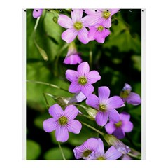 Little Purple Flowers Shower Curtain 60  X 72  (medium)  by timelessartoncanvas