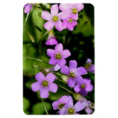 Little Purple Flowers Kindle Fire (1st Gen) Hardshell Case by timelessartoncanvas